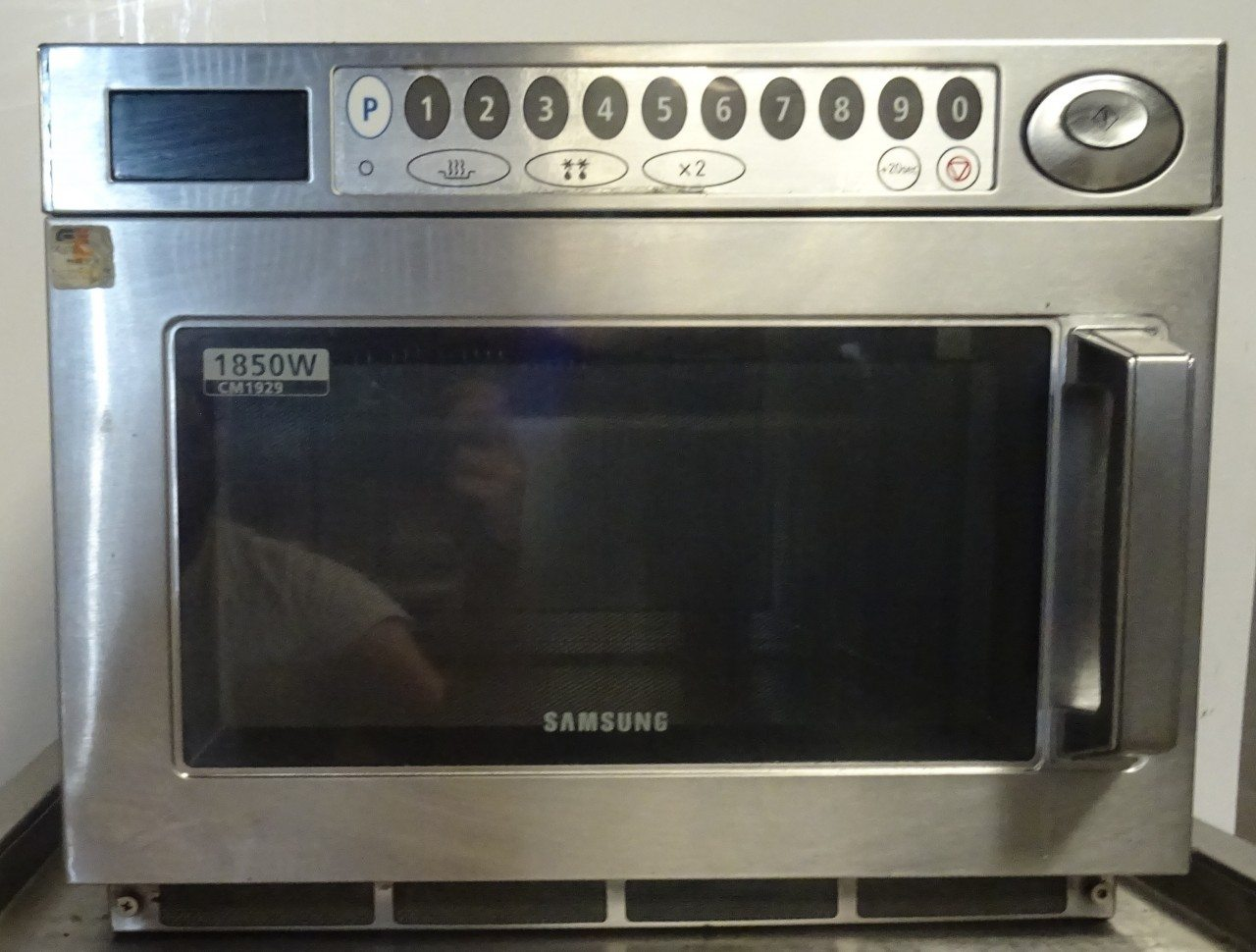 Samsung 1800W Commercial Microwave