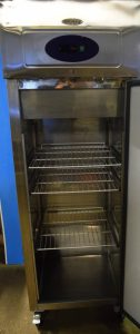 TEFCOLD Single Door 600 Litre Freezer