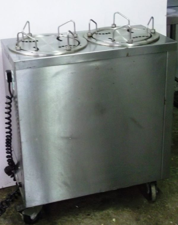 VICTOR Double Column Plate Warming Lowerator