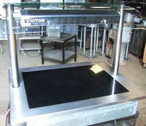 VICTOR Drop In Heated Servery