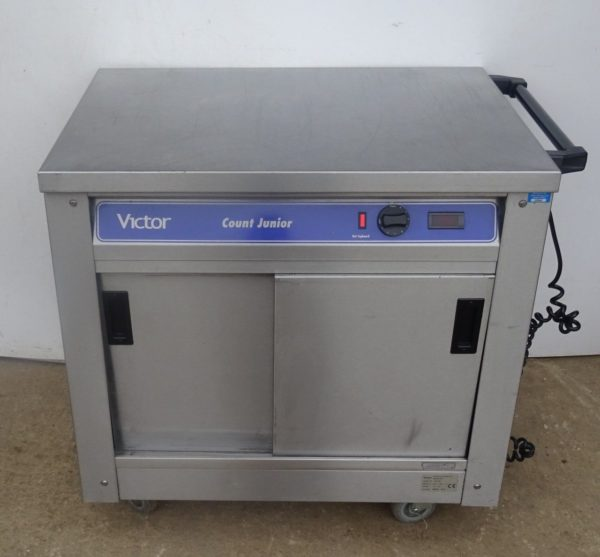 VICTOR Compact Hot Cupboard