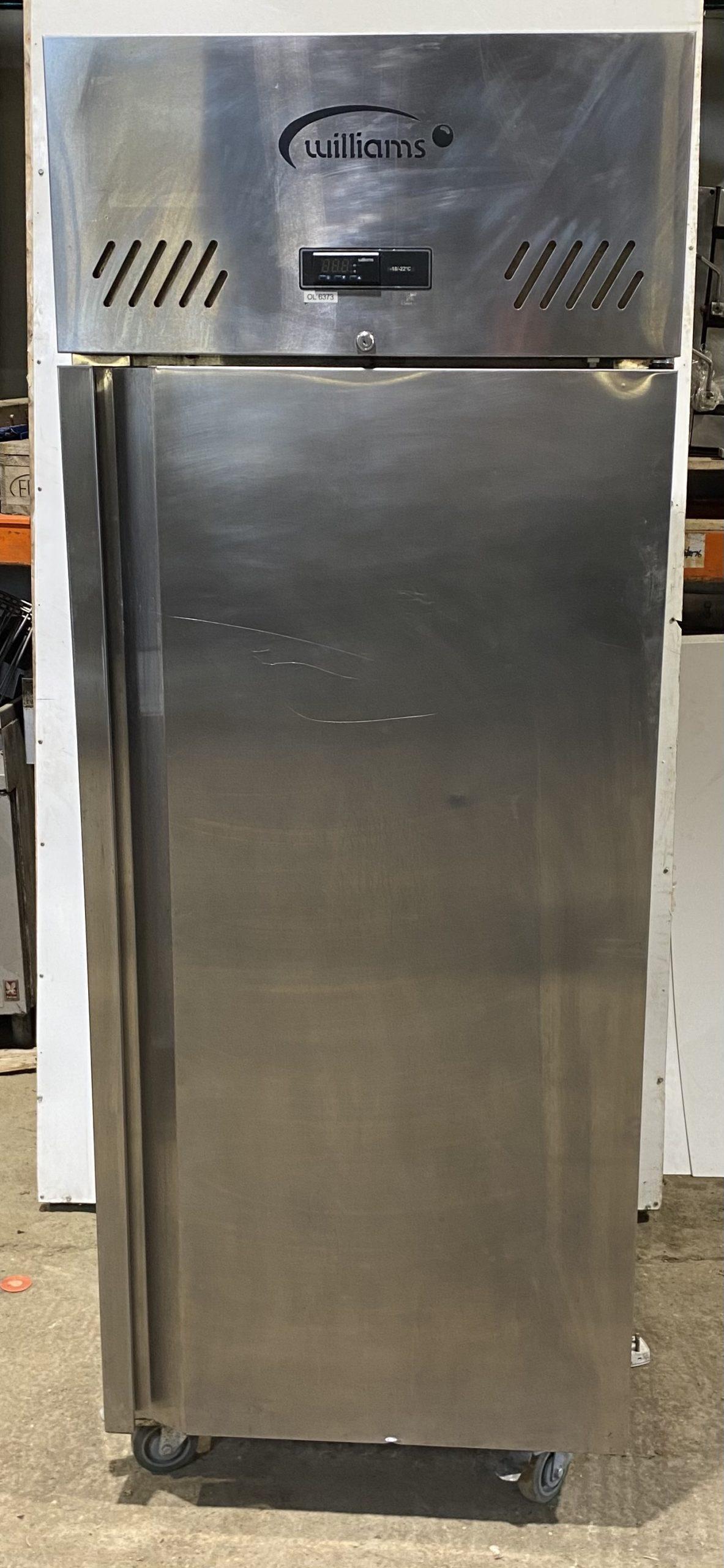 WILLIAMS LJ1-SA Single Door Upright 610 Litre Freezer