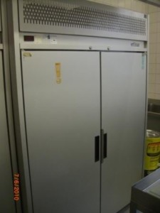 WILLIAMS 2 Door Freezer