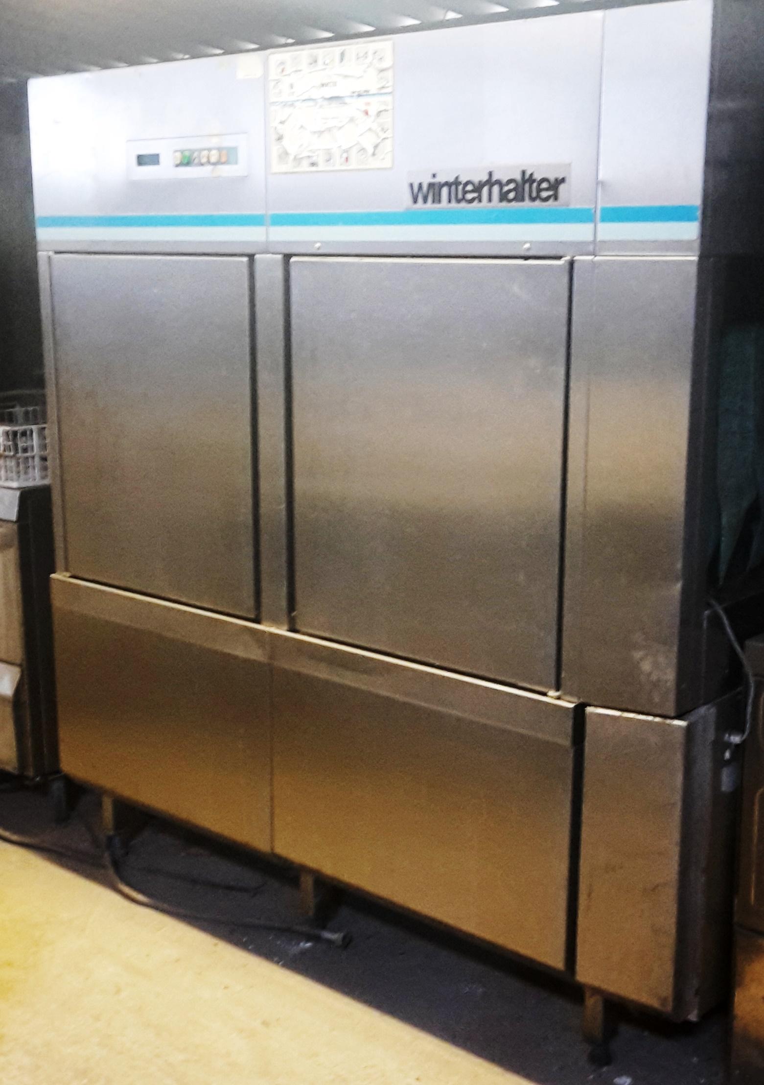 WINTERHALTER WKTS Rack Conveyor Dish Washer