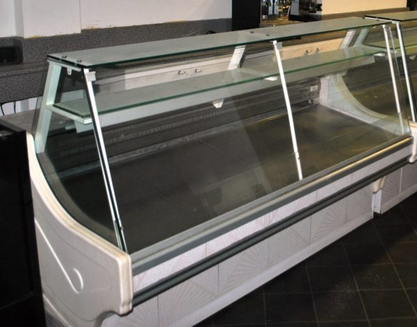 ZOIN 180cm Chilled Serve Over 1