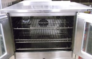 BARTLETT Gas Convection Oven