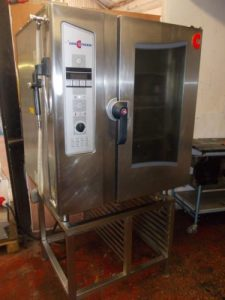 Convotherm OEB10.10 10 grid combi oven