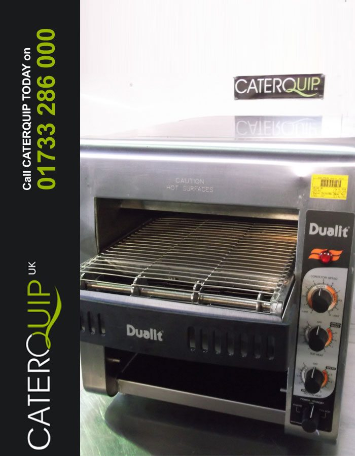 DUALIT Conveyer Belt Self Serve Toaster