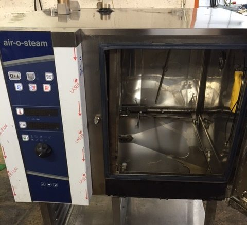 ELECTROLUX Air O Steam Gas 6 Grid Combi with Stand