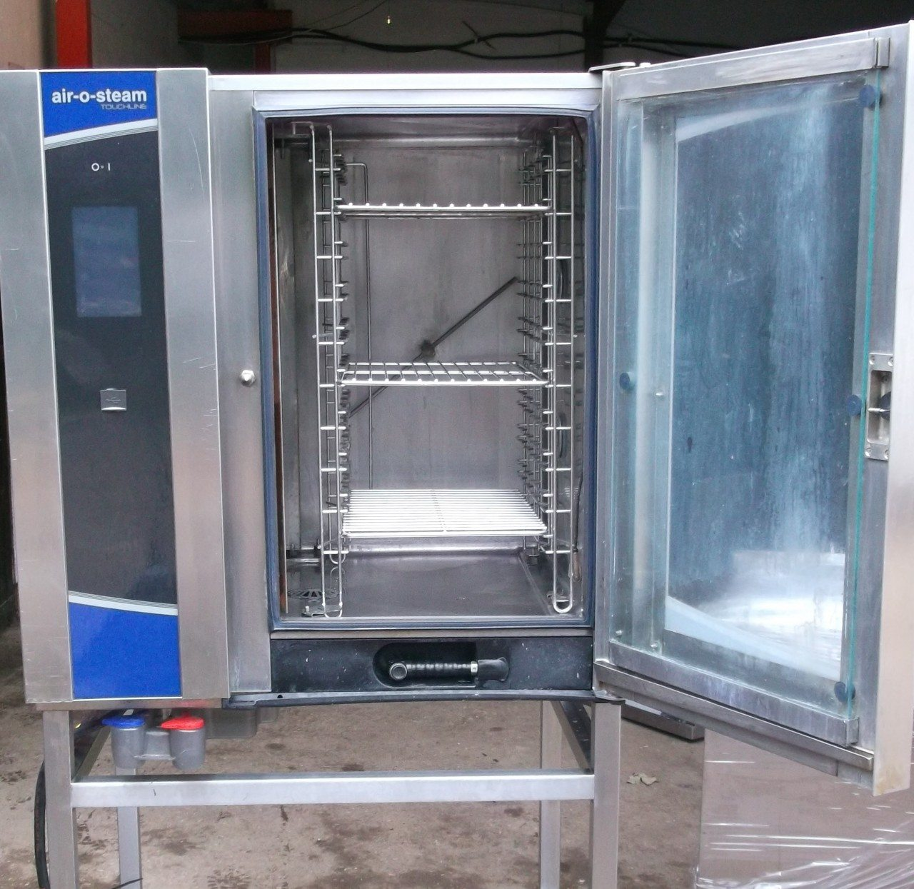 ELECTROLUX Air-o-steam Touchline 10 Grid Electric Combi
