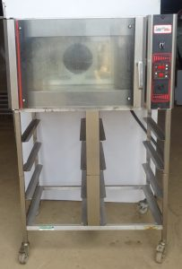EUROFOURS Bake Off Convection Oven with Stand Oven