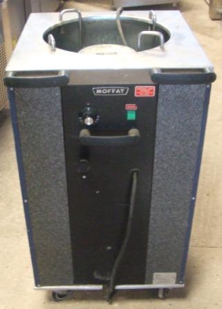 MOFFAT Single Column Plate Lowerator 1