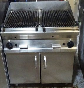 ELECTROLUX Professional Gas Char Grill & Base
