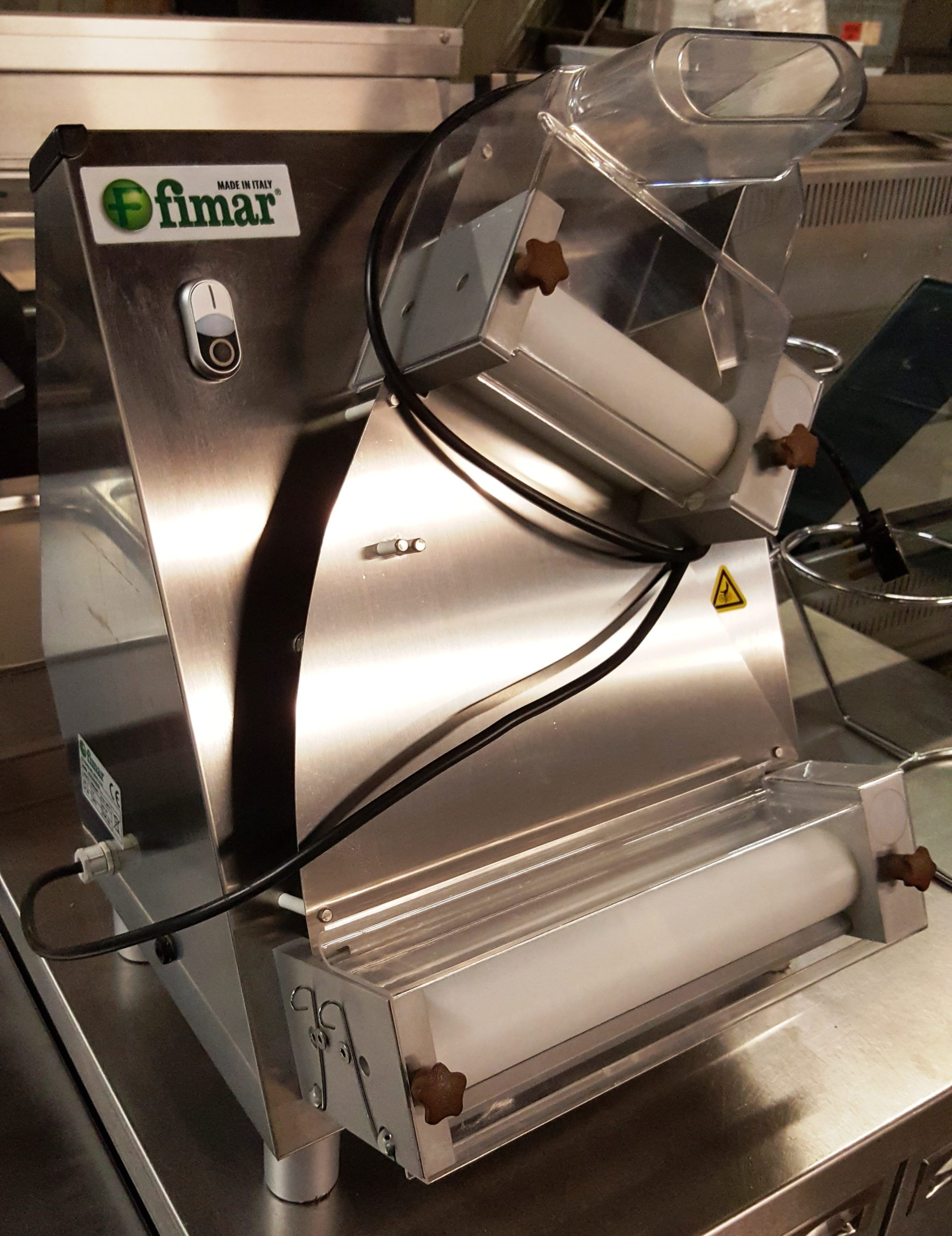 FIMAR 12 inch Pizza Dough Roller – Ex Demonstrator!