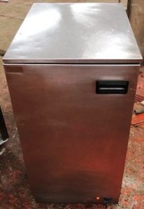PARRY Slim Line Hot Cupboard