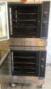 BLUE SEAL Stacked G32 D4 Convection Ovens