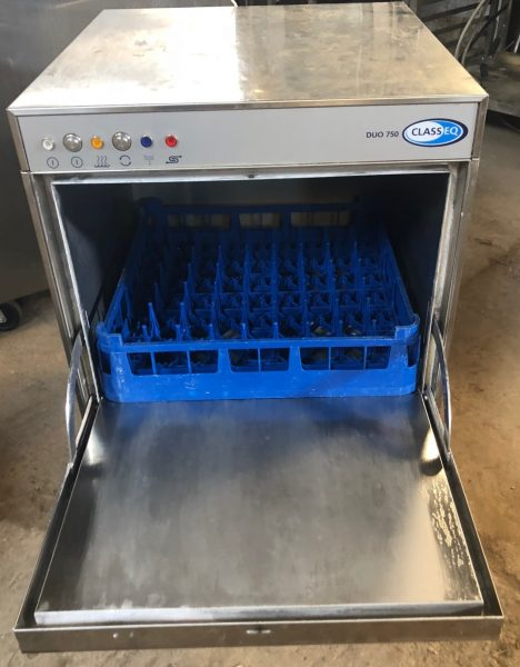 CLASSEQ Duo 750 Under Counter Dish Washer