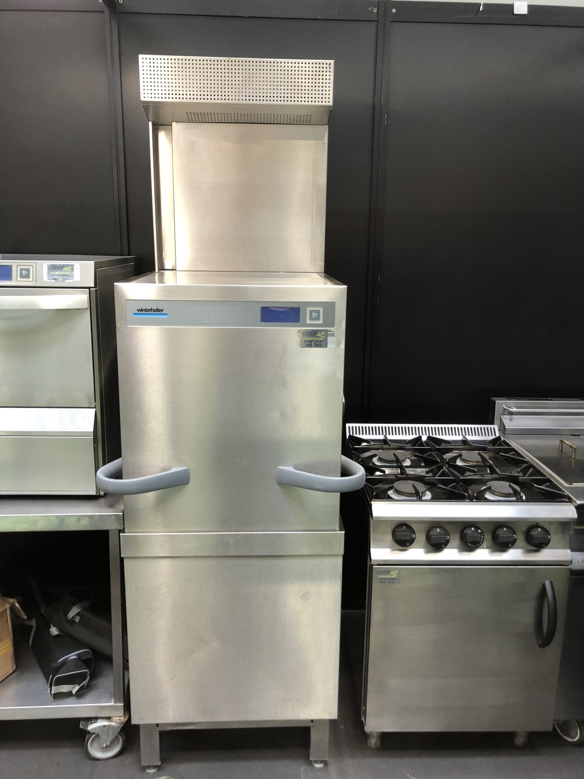 WINTERHALTER PT-M ENERGY Pass Through Dish Washer