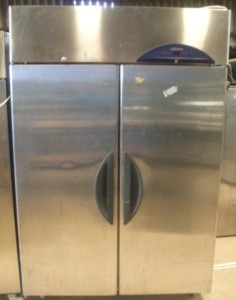 WILLIAMS Double Door Upright 1300 Litre Freezer