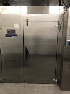 WILLIAMS Roll In Modular WBCF 120kg Blast Chiller Freezer – Single Door