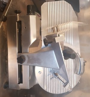 OMAS CX Matic 35E Auto Carriage 12 inch Meat Slicer