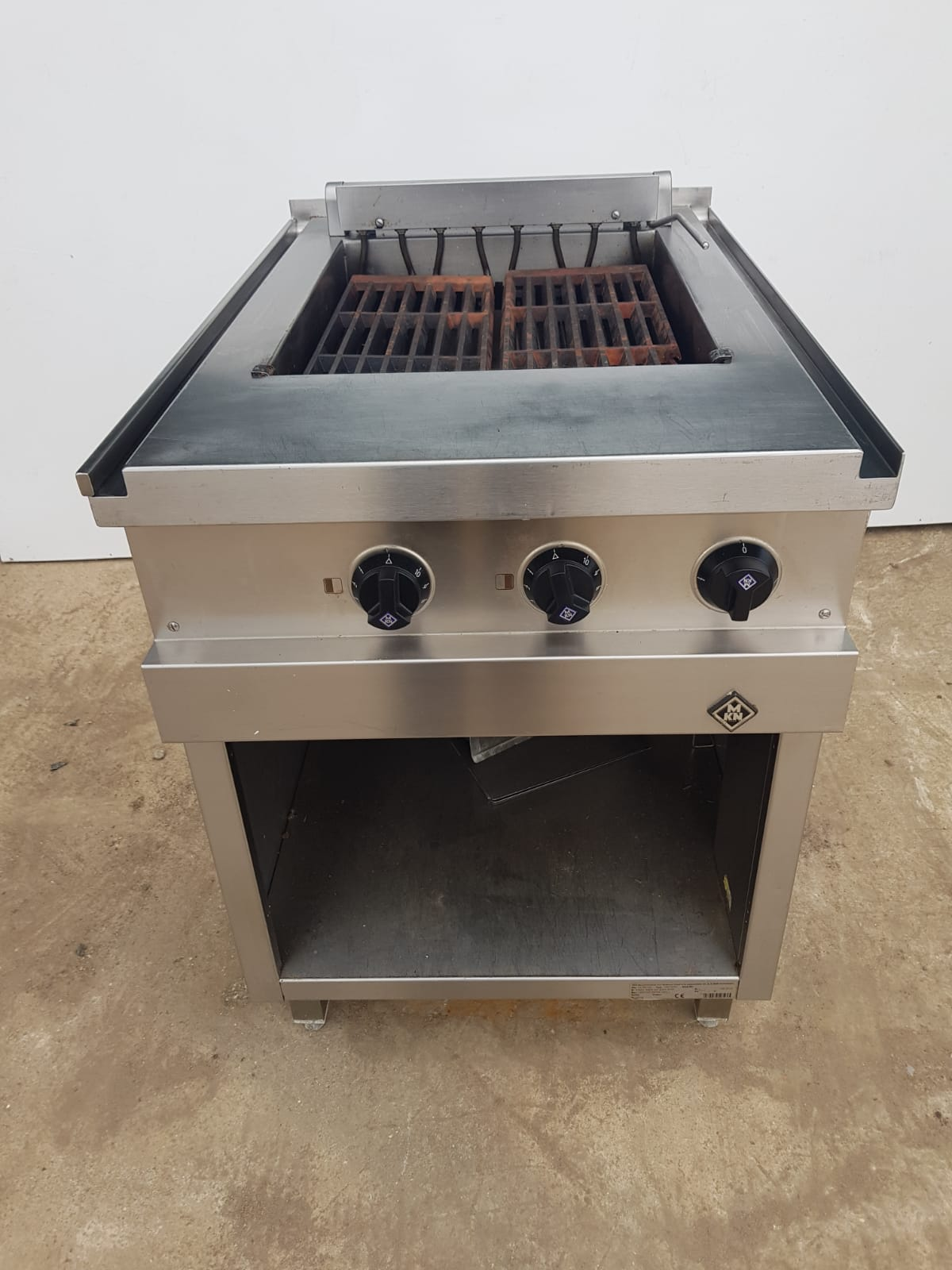 MKN Infrared Char Grill – Clearance Item