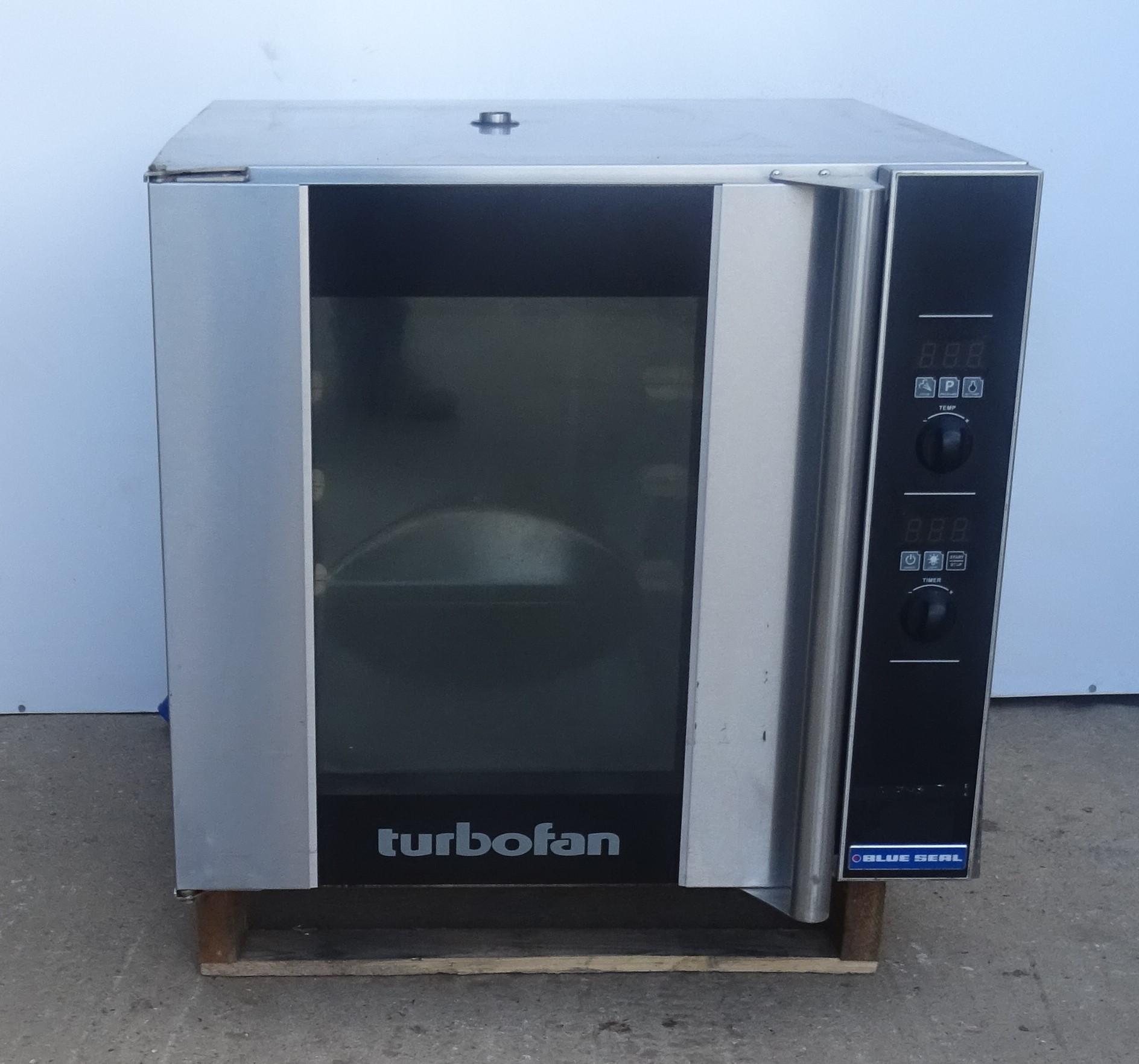 BLUE SEAL Turbofan E32 D4 Convection Oven