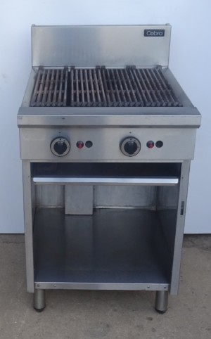 BLUE SEAL Cobra CB6 2 Burner Char Grill – LPG