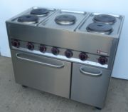 DIAMOND E56/SPFVA 5 Ring Electric Range