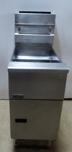 Pitco SG14 fryer