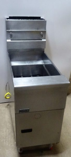 PITCO SG14 Single Well Gas Fryer