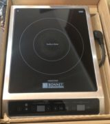 BONNET INDUCGB/1 Induction Hob