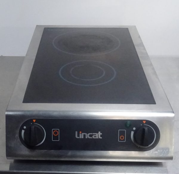 LINCAT 2 Zone Induction Hob