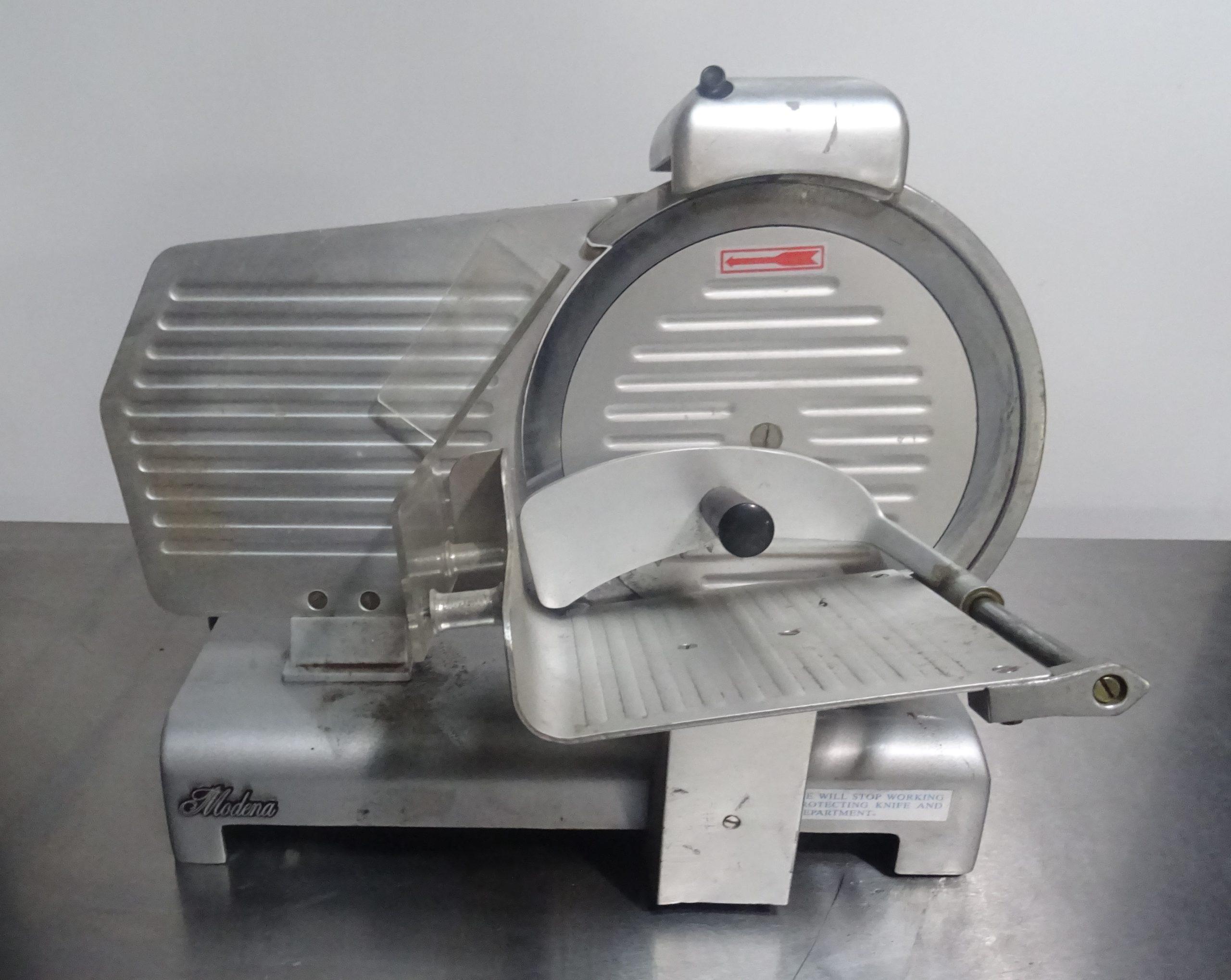 MODENA FPM8 10″ Slicer