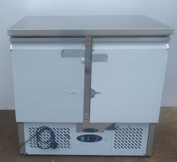 TEFCOLD SA910 2 Door Compact Bench Fridge