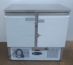 TEFCOLD SA910 2 Door Compact Bench Fridge