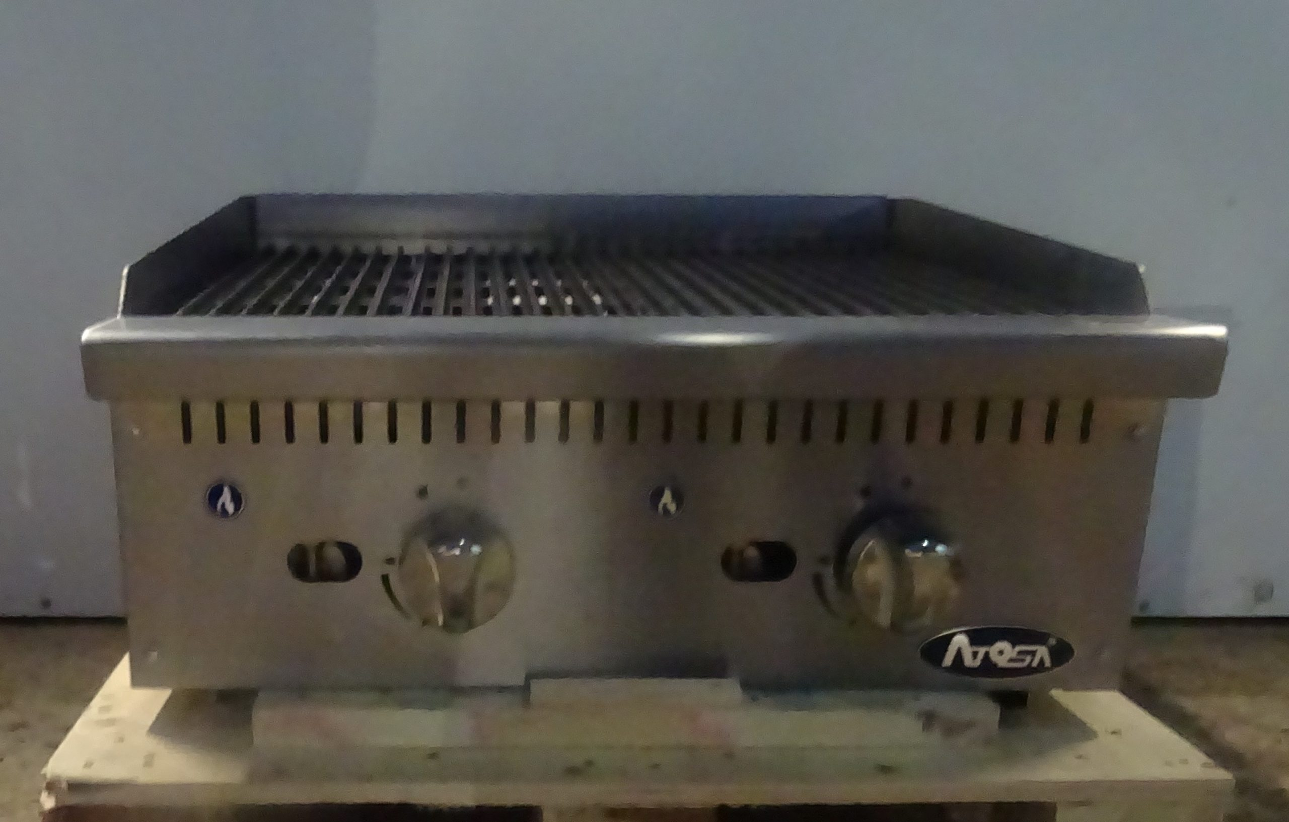 ATOSA ATCB-24 Char Grill