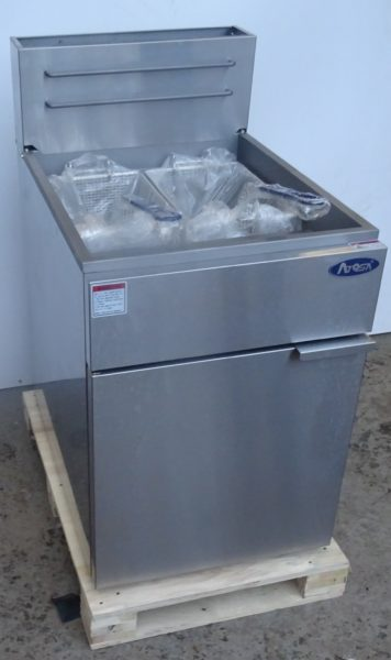 ATOSA AFTS-75 Single Well Gas Fryer