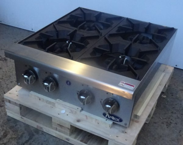 ATOSA ATHP-24-4 Burner Boiling Top