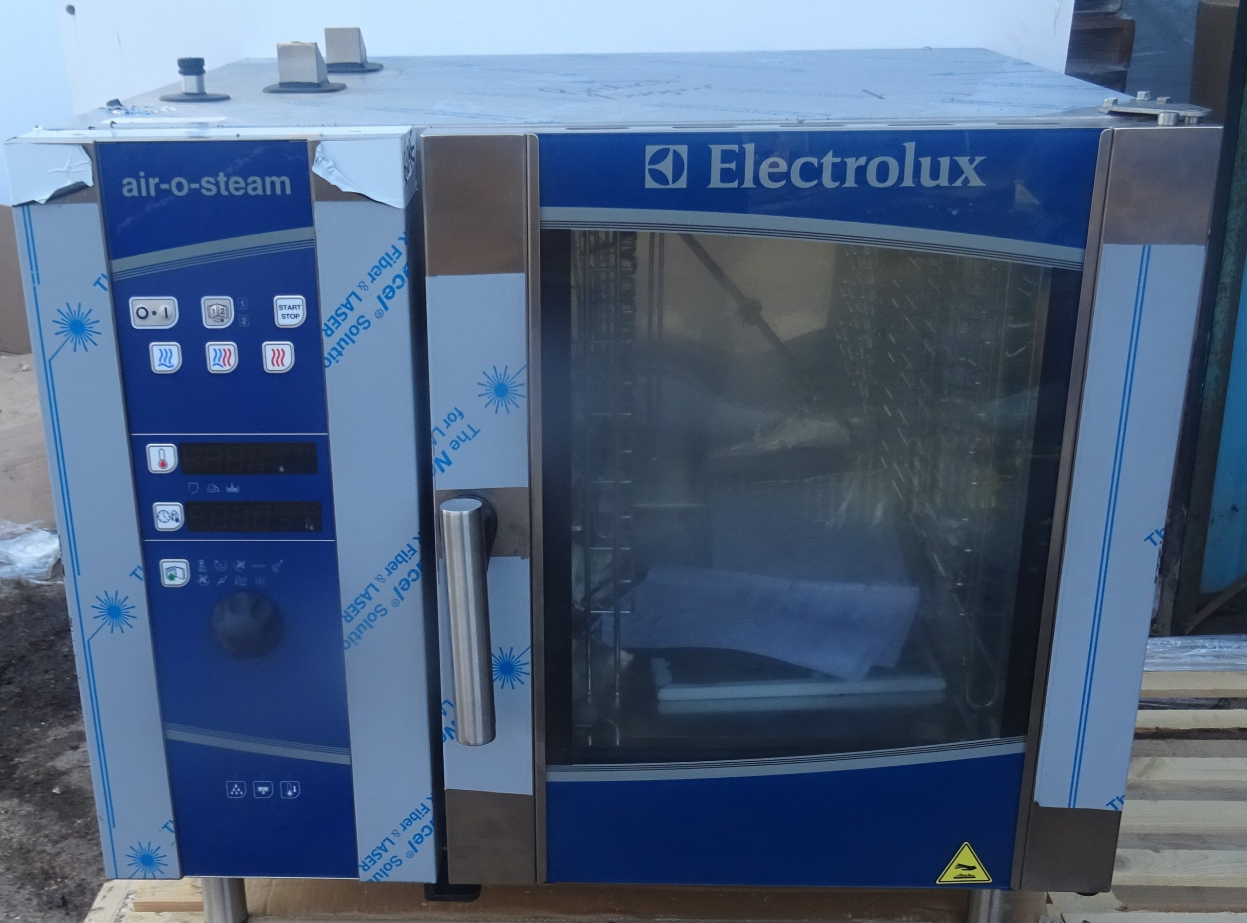 ELECTROLUX air-o-steam 6 Grid Combi Oven