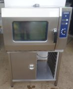 Hobart HCSMH 6 Grid Combi Oven – Single Phase Electric