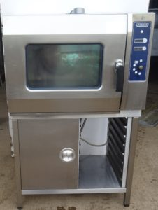 Hobart HCSMH 6 Grid Combi Oven – Single Phase Electric – CLEARANCE ITEM