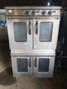 MOORWOOD VULCAN Stacked Gas Convection Ovens