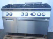 Electrolux 6 Burner Range