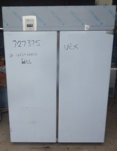 ELECTROLUX  Double Door Fridge – B Grade