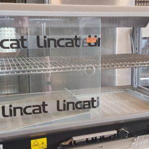 LINCAT Seal Counter Top Heated Display