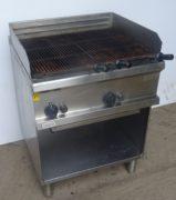 ZANUSSI 2 Burner Char Grill