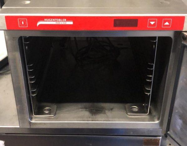 HUGENTOBLER Hold O Mat Slow Roast Oven