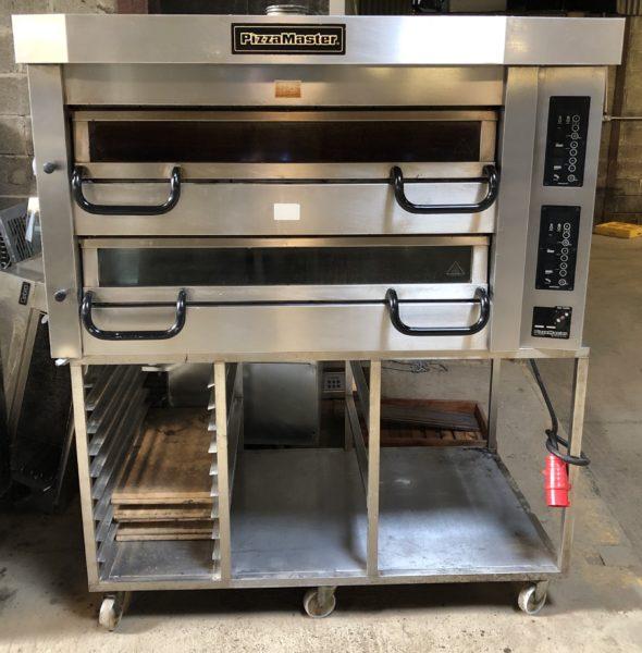 Pizza Master Deck Ovens1