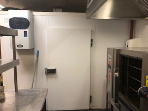 FOSTER Walk In Fridge – W280cm x D180cm